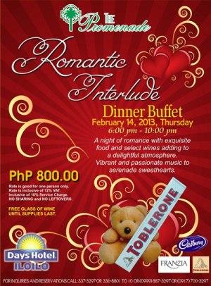 Home for Romantic valentine dinner menu ideas